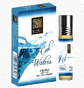 Cool Waters Roll On Attar