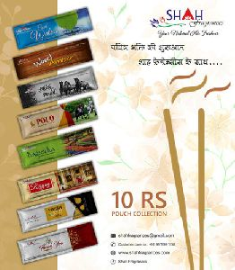 Pouch Packing Incense Sticks