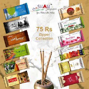 ZIpper Collection Incense Sticks