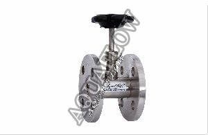 Stainless Steel Flanged Needle Valve