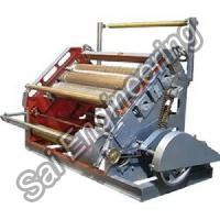 bearing mounted corrugation machine