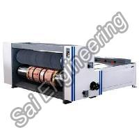 Chain Feeder Rotary Die Sheet Cutting Machine
