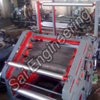 High Speed Single Face Paper Corrugation Machine