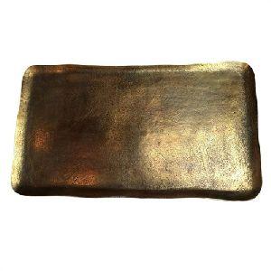 Rectangular Aluminum Tray