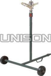 Gun Metal Sprinkler With Stand