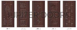 Membrane Pencil Texture Doors