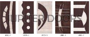 Membrane Steel Beading Doors