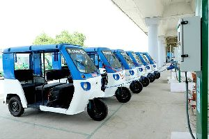 Fleet Three Wheeler