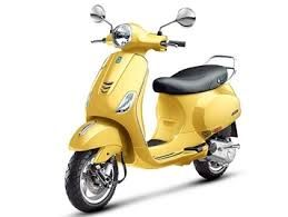 Vespa Two Wheeler