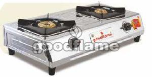CHEF 2 Burner Gas Stove