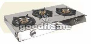 CHEF 3 Burner Gas Stove