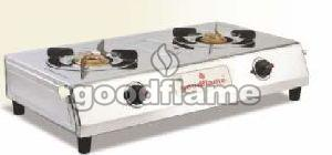 CHEF PLUS 2 Burner Gas Stove