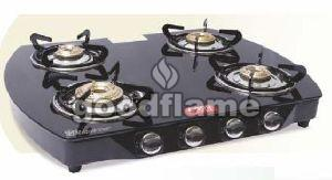 CURVE 4 Burner Gas Stove