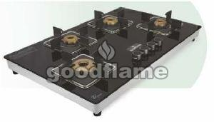 HOB TOP SS 4 Burner Gas Stove