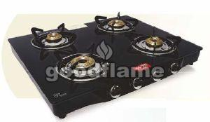 RUNNER 4 Burner Gas Stove