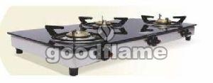 RUNNER ECO SS 3 Burner Gas Stove