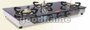 RUNNER SS 3 Burner Gas Stove