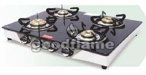 RUNNER (SS) 4 Burner Gas Stove