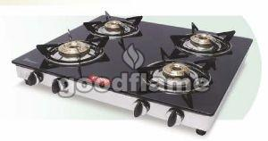 SLIM STAR (SS) 4 Burner Gas Stove