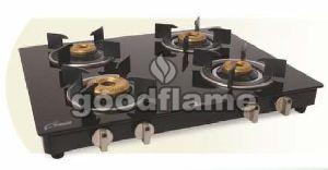 STAR R 4 Burner Gas Stove
