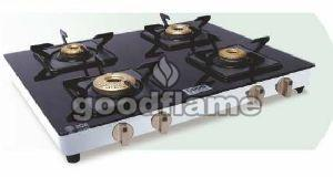 STAR S (SS) 4 Burner Gas Stove