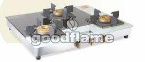 SUFOCHI PLUS S (SS) 3 Burner Gas Stove