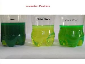 Lubrication Oil Color