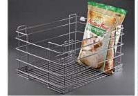Stainless Steel Storage Solutions Series Grain Trolley Basket