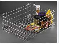 Stainless Steel Storage Solutions Series Multipurpose Kitchen Basket