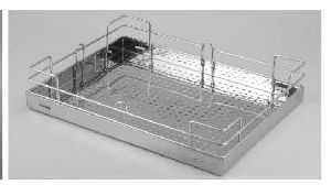 Stainless Steel Sheet Basket