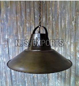 Capsule Conical Hanging Lamp