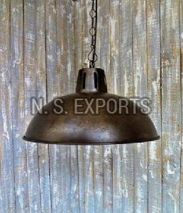 Capsule Dome Hanging Lamp