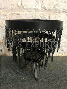 Chain Candle Pillar Holder