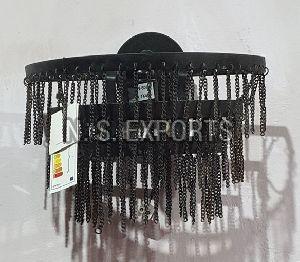 Chain Hanging Wall Lamp