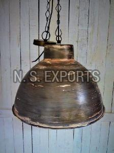 Conical Dome Pendant Lamp