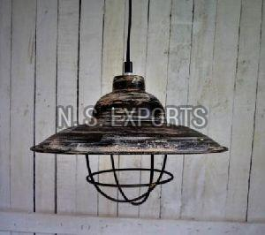 Mine W Cage Pendant Lamp
