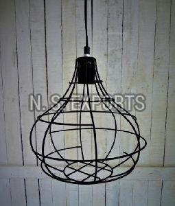 Random End Wire Pendant Lamp
