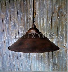 TB Conical Hanging Lamp