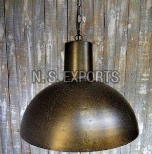 W Neck Dome Pendant Lamp
