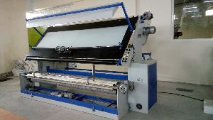 Open Knitted Fabric Inspection Machine