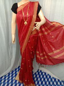 Full Body Zari Cutwork Sarees