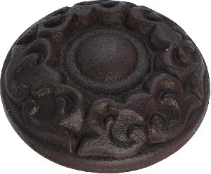 Rustic  cast iron cabinet knobs