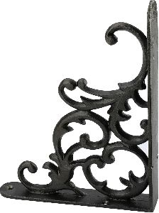 Wrought cast iron self bracket