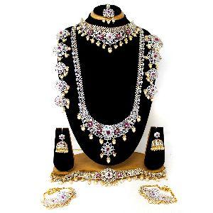AD Bridal Jewellery Set