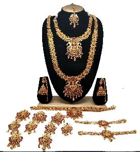 Antique Bridal Jewellery Set