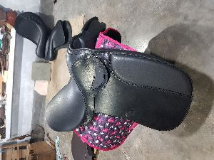 Dressage Leather Saddle