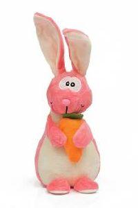 Carrot Rabbit Soft Toy