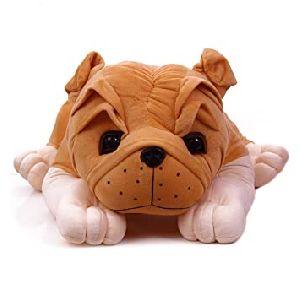 Mini Bull Dog Soft Toy