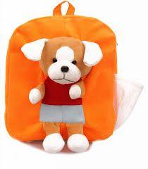 Soft Toy Dressy Dog Bag
