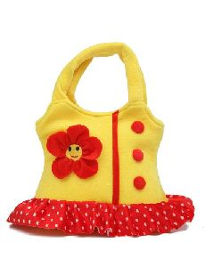 Soft Toy Frock Bag